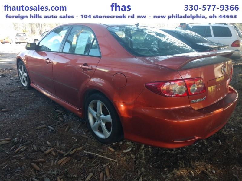 Mazda Mazda6 2004 price $995