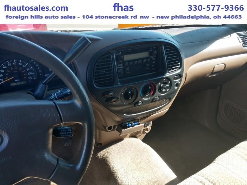 Toyota Tundra 2002 price $6,995