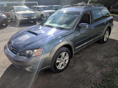 2005 Subaru Legacy Wagon (Natl) Outback 2.5 XT Auto
