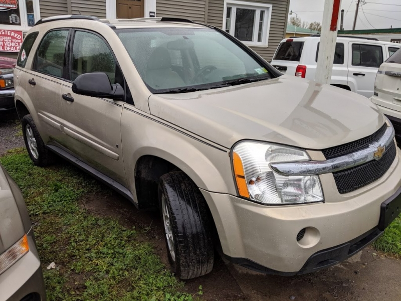 Chevrolet Equinox 2009 price $5,499