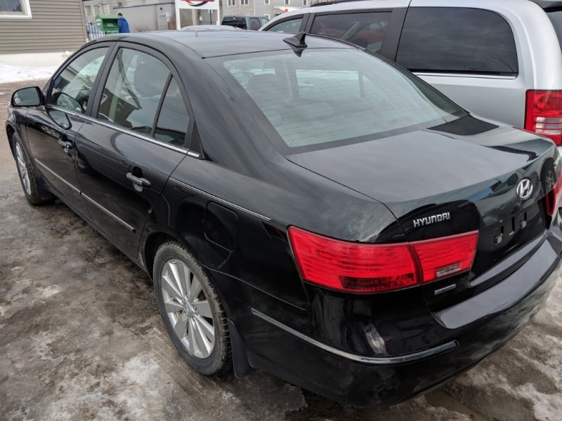 Hyundai Sonata 2009 price $4,495