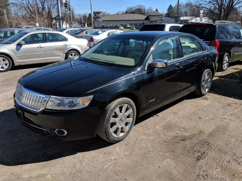 Lincoln MKZ 2007 price $5,495