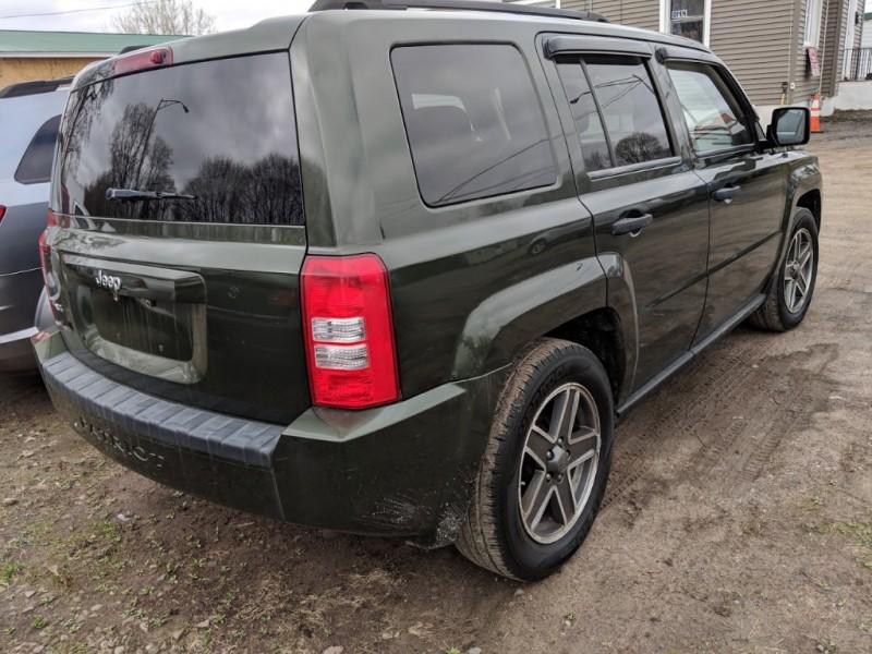 Jeep Patriot 2008 price $5,295