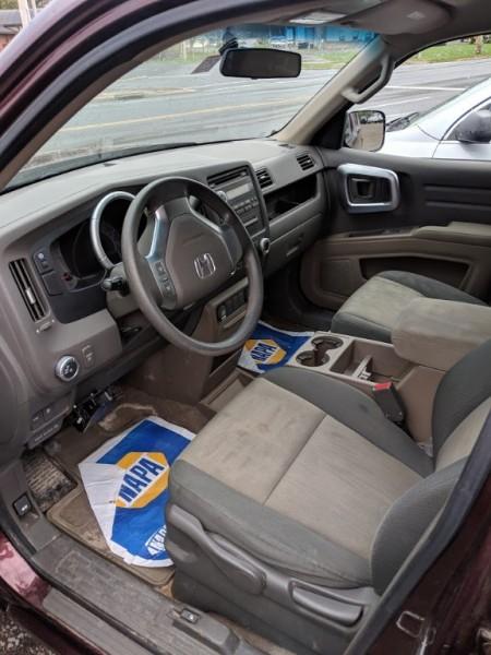 Honda Ridgeline 2007 price $8,495