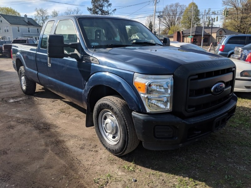 Ford Super Duty F-250 SRW 2015 price $10,995