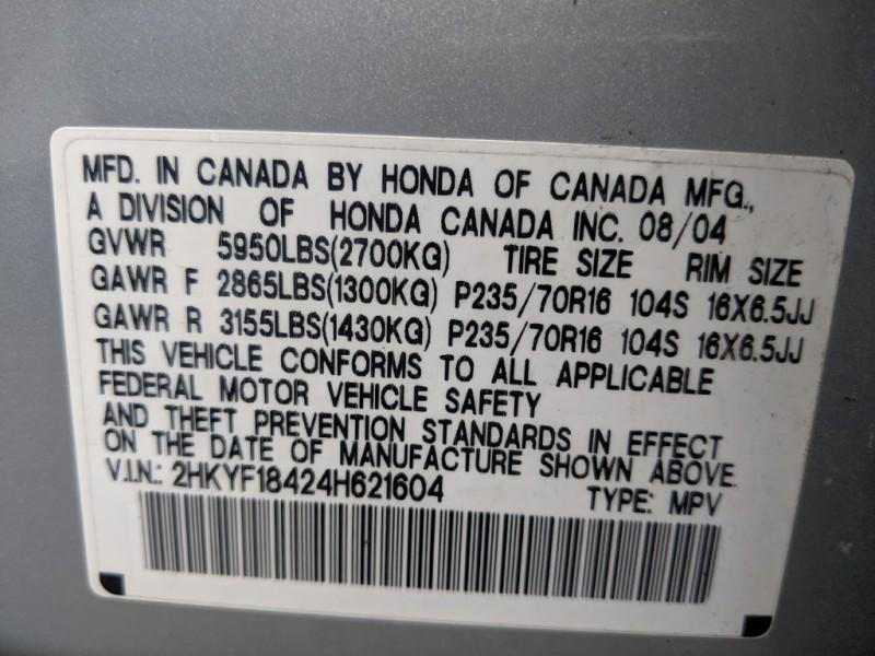 Honda Pilot 2004 price $5,495