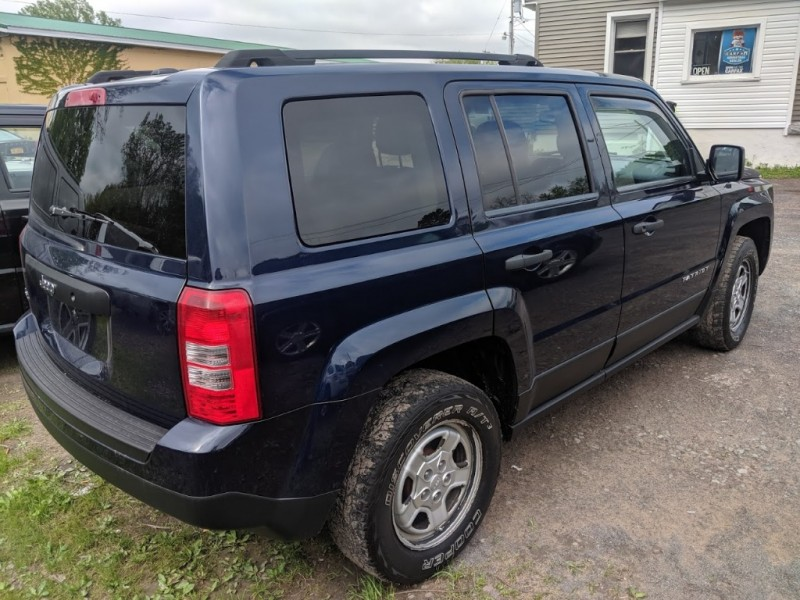 Jeep Patriot 2012 price $7,495