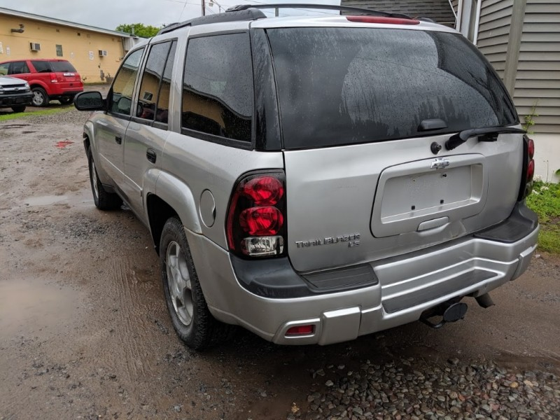Chevrolet TrailBlazer 2007 price $5,495