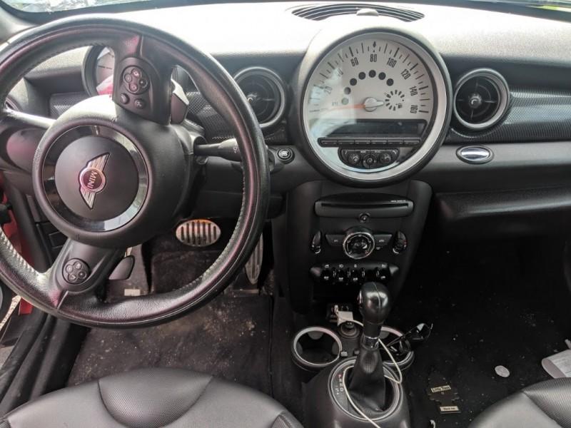 Mini Cooper Coupe 2013 price $9,695