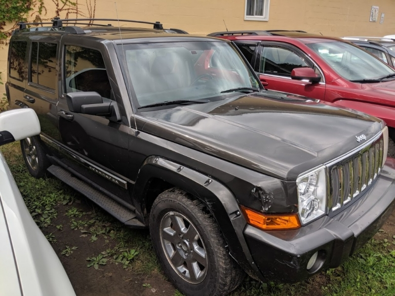 Jeep Commander 2006 price $6,495