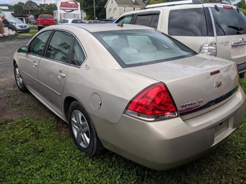 Chevrolet Impala 2009 price $4,995