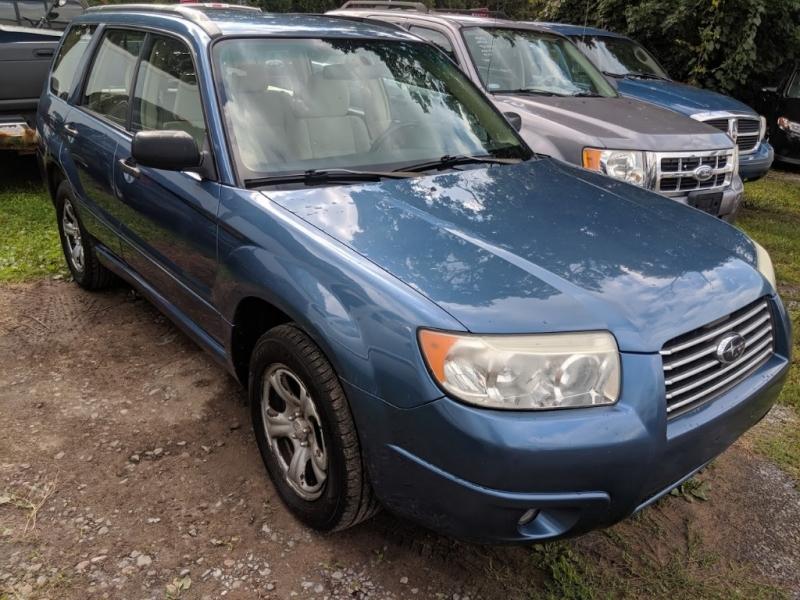 Subaru Forester 2007 price $4,995