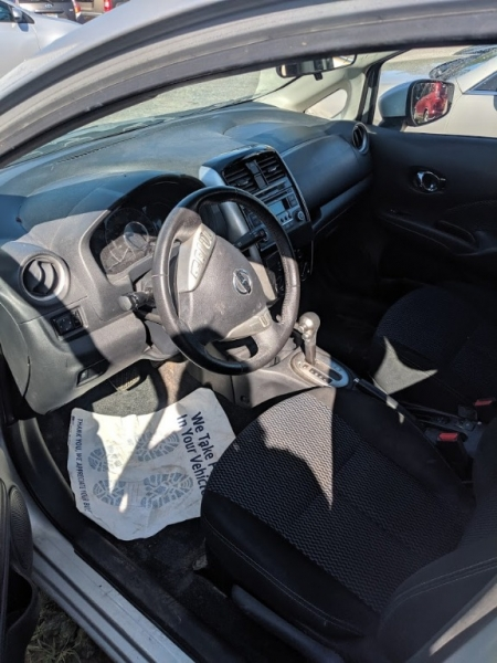Nissan Versa Note 2015 price $5,495