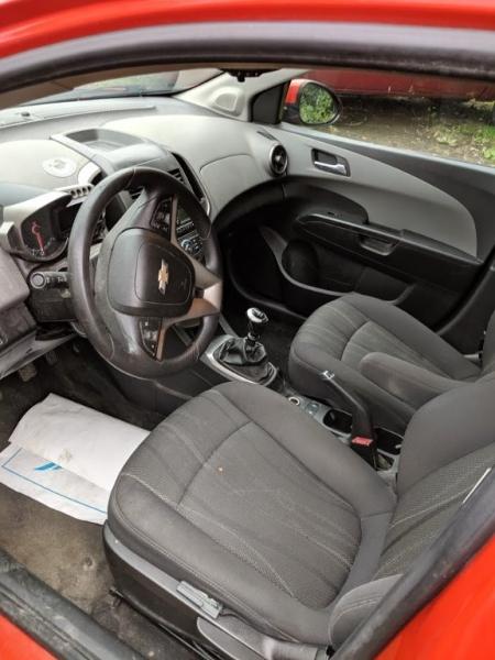 Chevrolet Sonic 2012 price $5,495