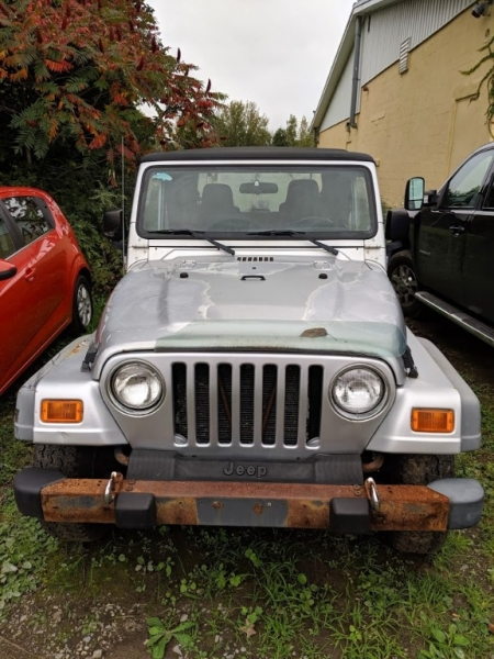 Jeep TJ 2003 price $5,995
