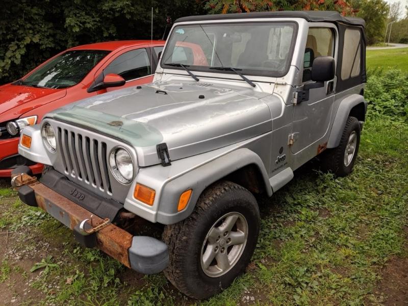 Jeep TJ 2003 price $5,995