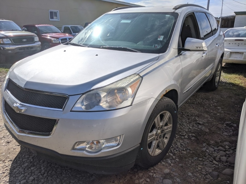 Chevrolet Traverse 2009 price $6,995