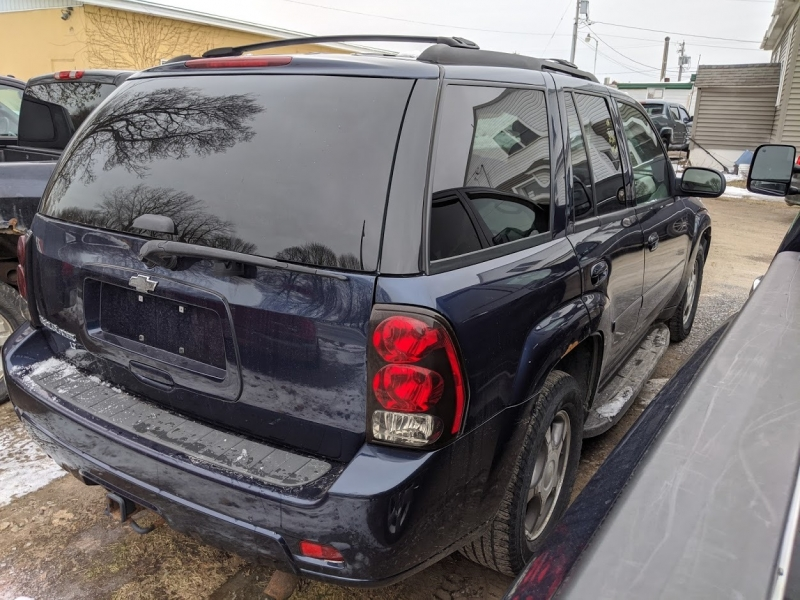 Chevrolet TrailBlazer 2008 price $6,495