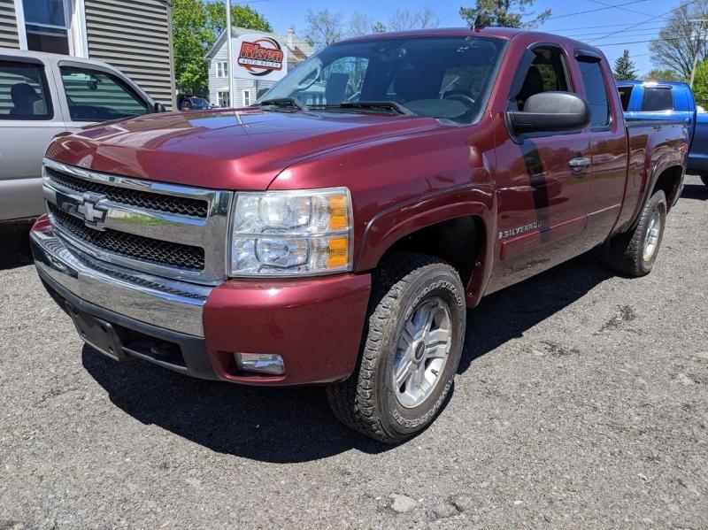 Chevrolet Silverado 1500 2008 price $10,495