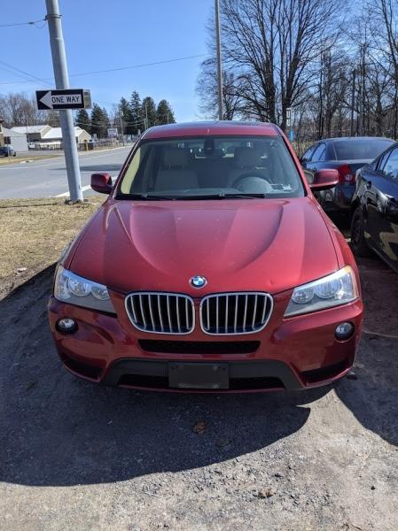 BMW X3 2012 price $9,995