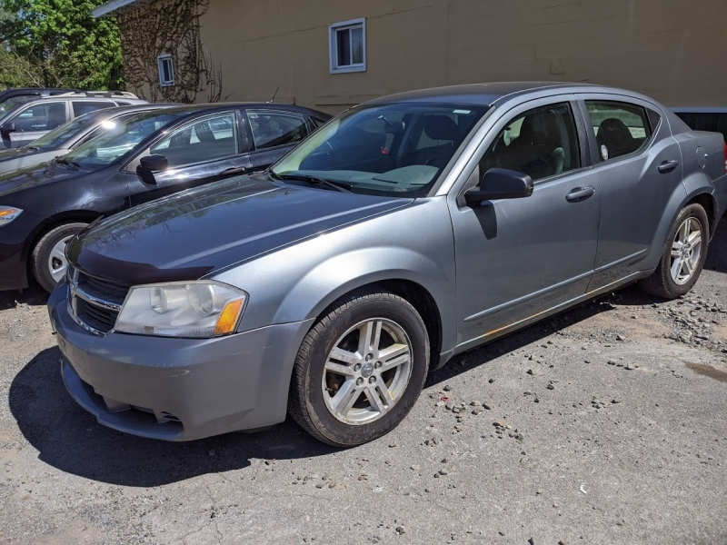 Dodge Avenger 2008 price $4,495