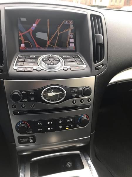 Infiniti G37 Sedan 2012 price $12,999