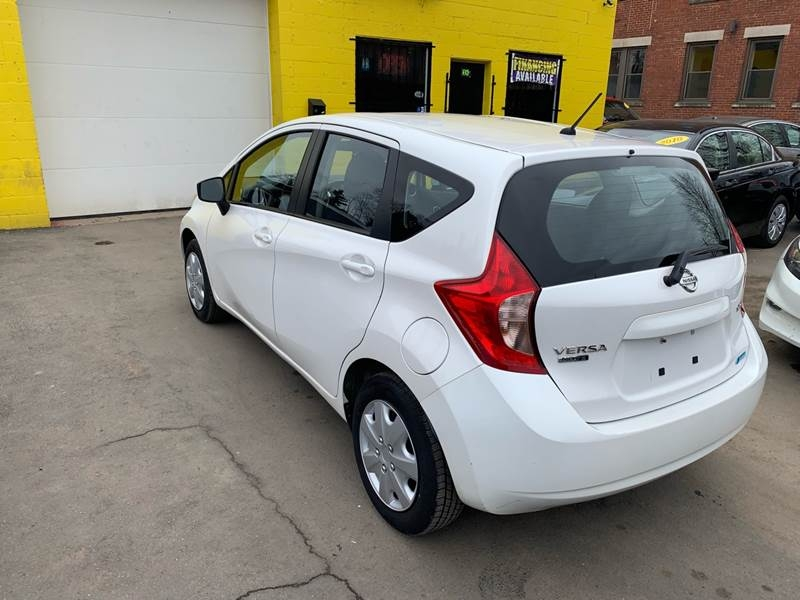 Nissan Versa Note 2015 price $6,999