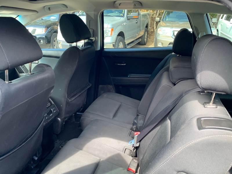Mazda CX-9 2011 price $0