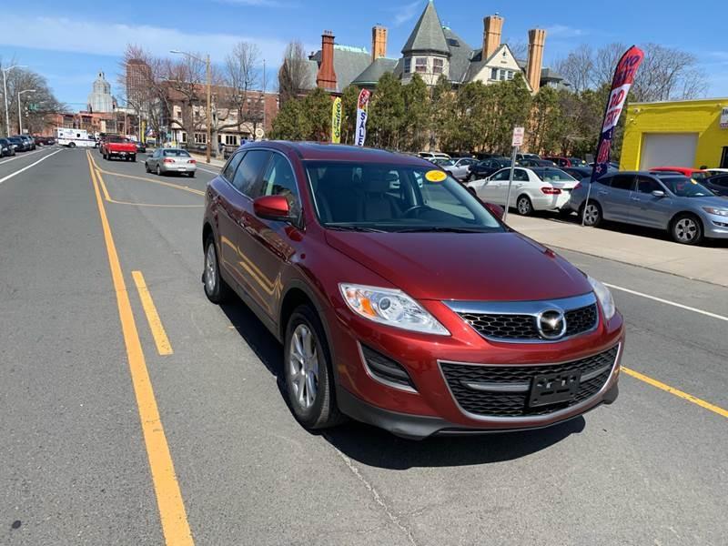 Mazda CX-9 2012 price $0