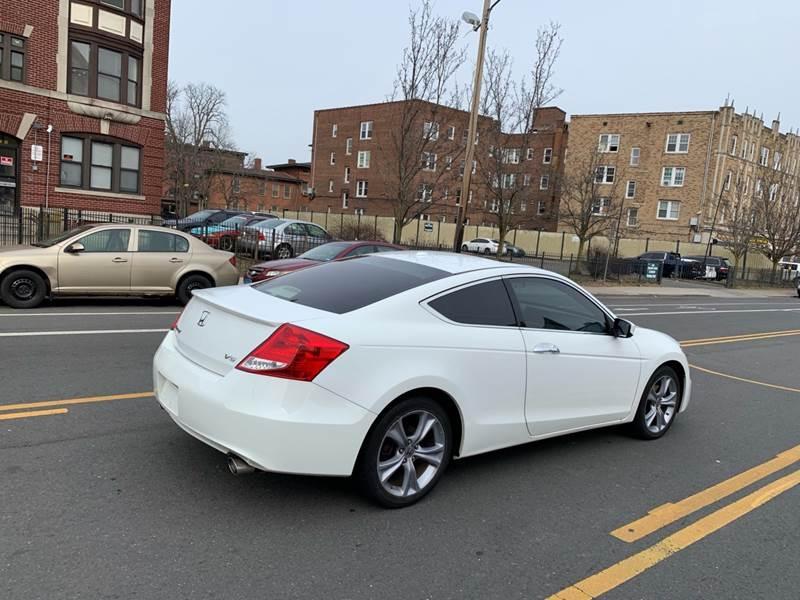 Honda Accord Cpe 2011 price $0