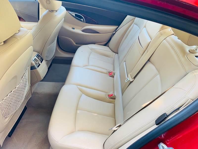 Buick LaCrosse 2012 price $8,999
