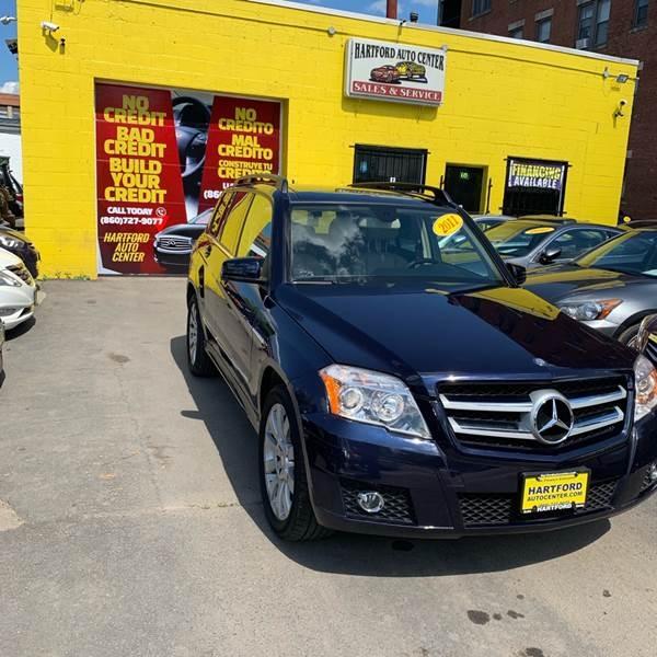 Mercedes-Benz GLK 2011 price $14,999