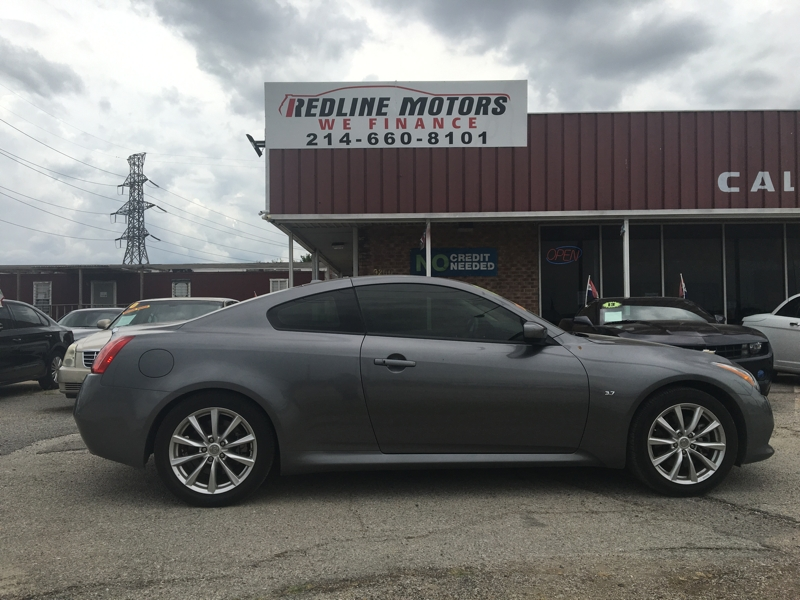 2015 Infiniti Q60 Coupe 2dr Auto S Limited Rwd