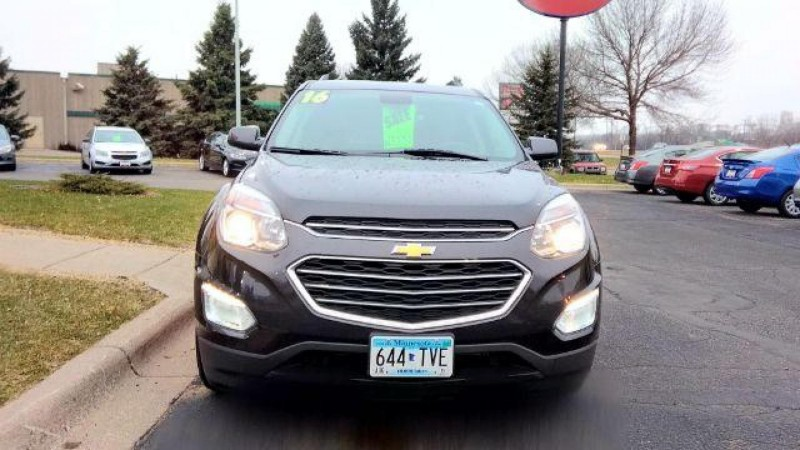 Chevrolet Equinox 2016 price $17,995