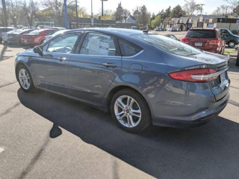 Ford Fusion Hybrid 2018 price $16,888