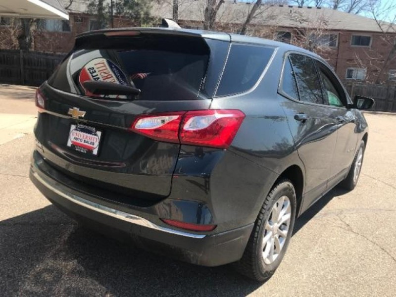 Chevrolet Equinox 2018 price $18,995
