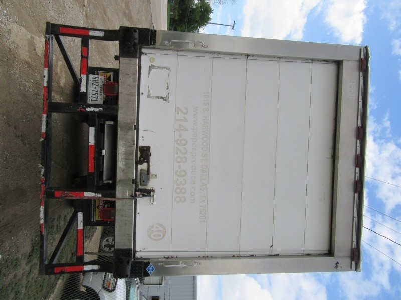 Ford F-650 DRW Reefer Box Truck 2015 price $29,900