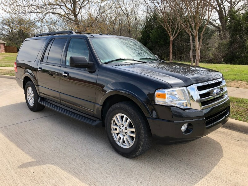Ford Expedition EL 2012 price $8,695