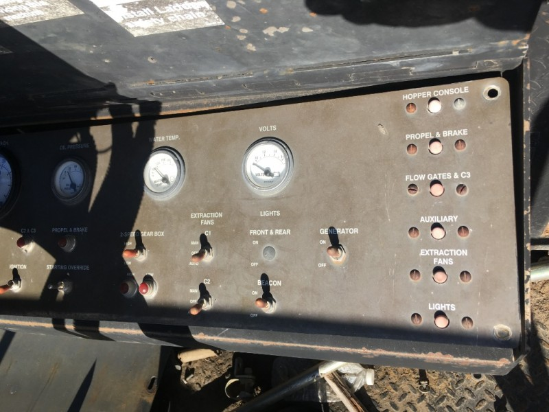 ROADTEC SB-2500B Shuttle Buggy MTV 2001 price $25,500