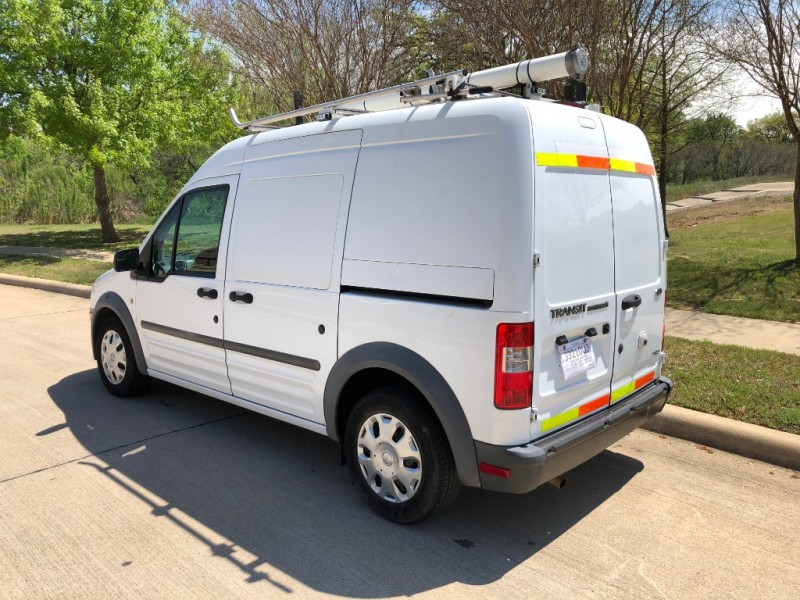 Ford Transit Connect XL CNG 2012 price $8,750