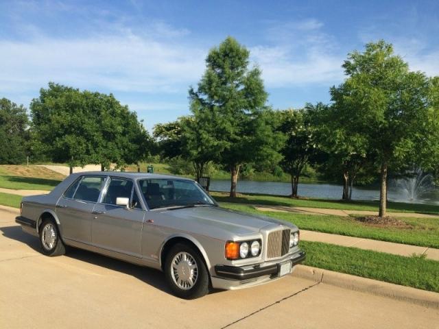 1991 Bentley Turbo R L