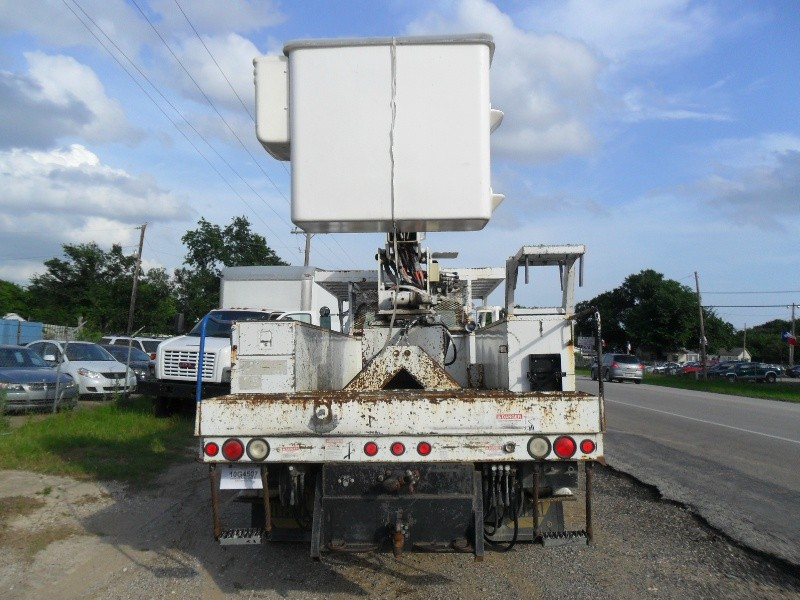 Ford F-750 Bucket Truck 2002 price $14,950