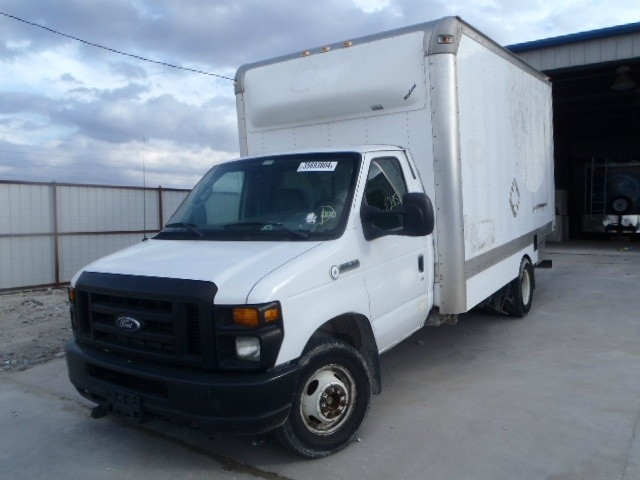 2008 Ford Econoline Box Van