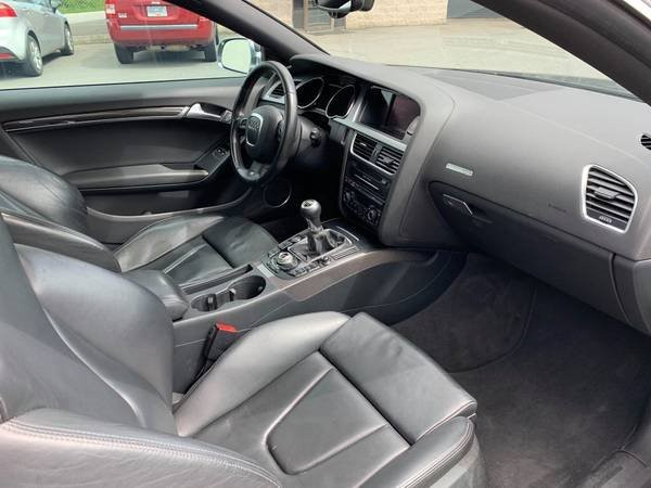 2011 Audi S5 2dr Cpe Man Premium Flex Car Auto Sales