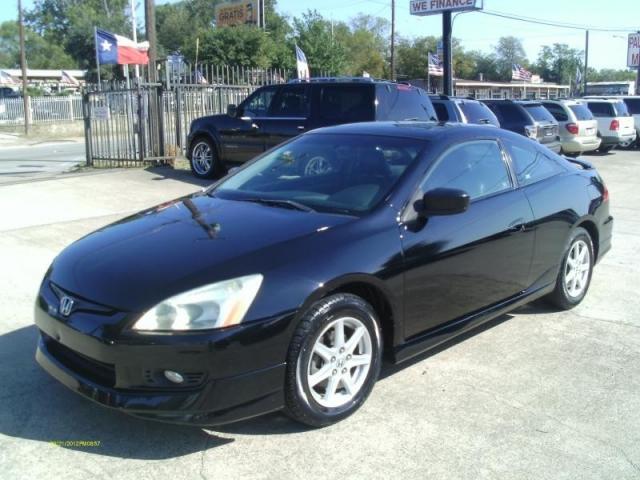 2004 Honda Accord Cpe