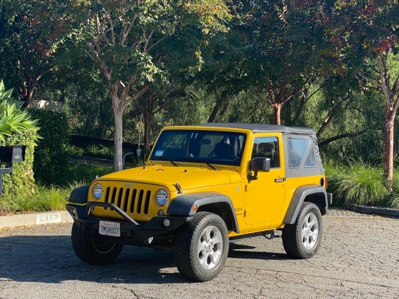 JEEP WRANGLER 2015 price $19,499