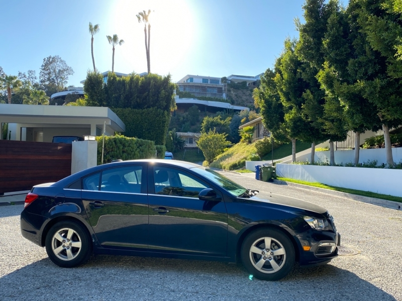 CHEVROLET CRUZE LIMITED 2016 price $7,999