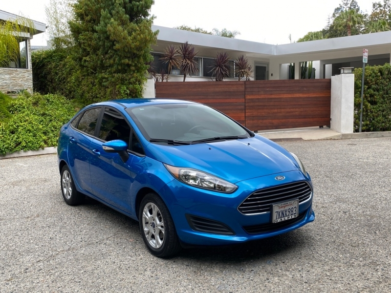 FORD FIESTA 2015 price $6,999