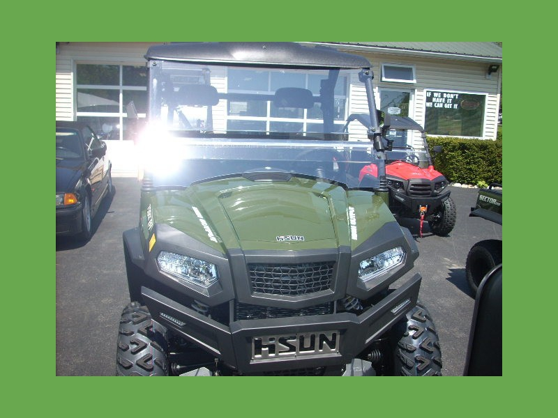 Hisun SECTOR 750 2018 price $10,495