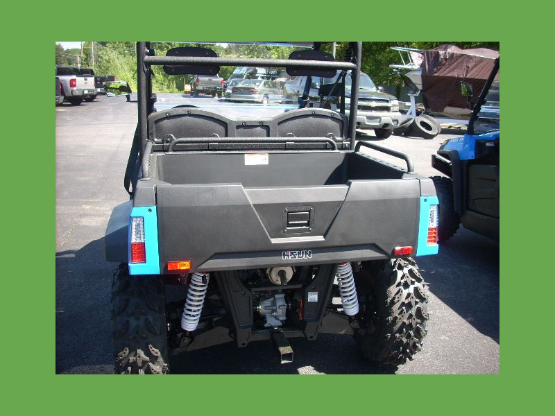 Hisun SECTOR 550 2019 price $8,995